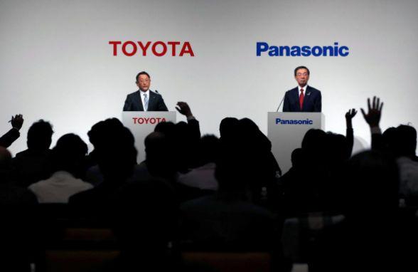 丰田松下将于2020年成立合资公司 联合生产电动车电池