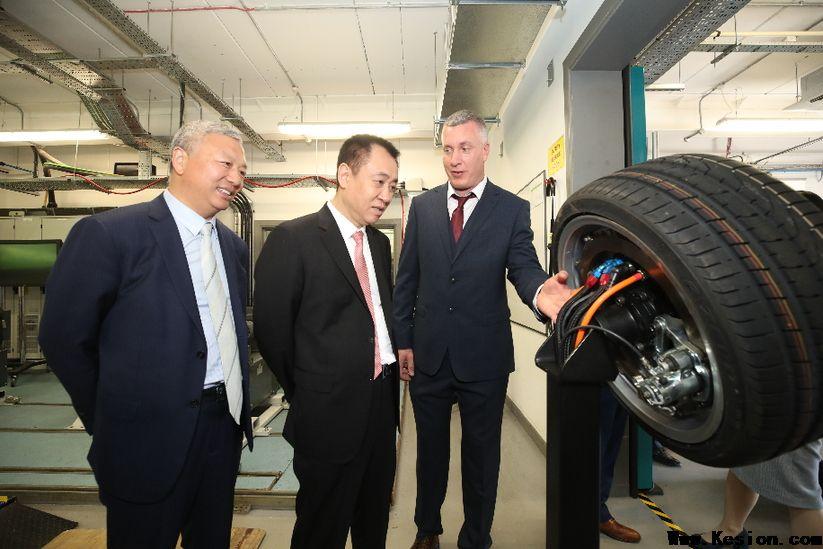 恒大全资收购英国顶尖轮毂电机公司 强化新能源汽车全产业链布局