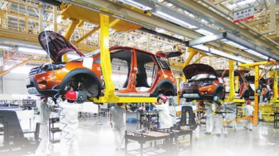 8-10年,中国汽车业将迎新格局